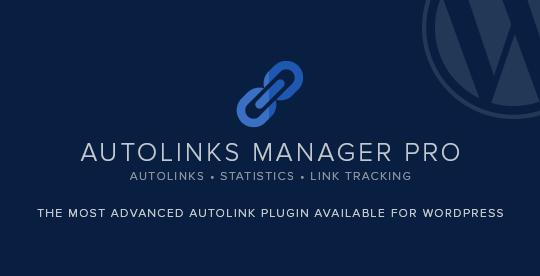 Autolinks Manager Pro