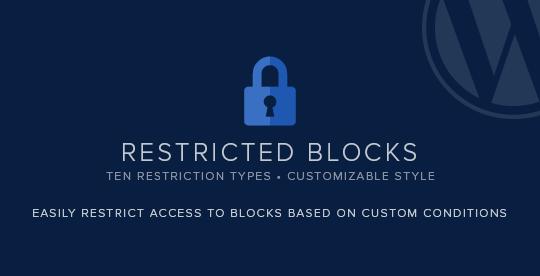 Restricted Blocks